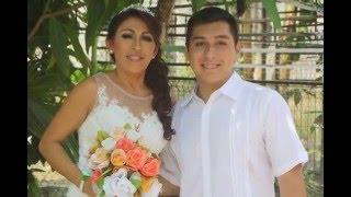 Nuestra boda  mary y edgar