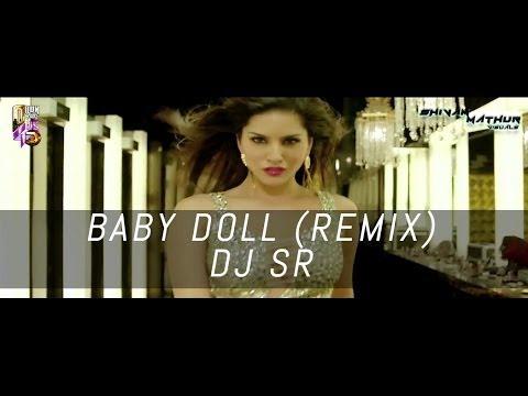 Baby Doll (Remix) | DJ SR | Shivam Mathur Visuals
