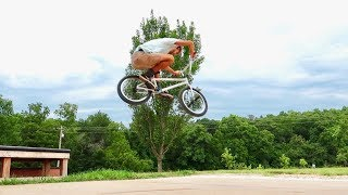HOW TO GET HIGHER POP FOR BMX TRICKS
