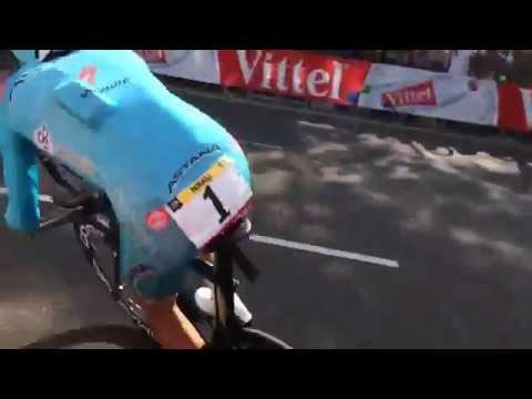 Vincenzo Nibali stage 1 ITT Tour de France 2015