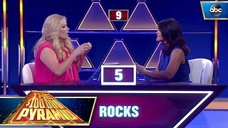 Download Song Melissa Peterman's Rock Solid Guess - $100,000 Pyramid Free StafaMp3