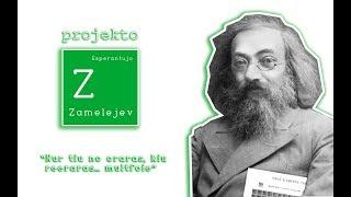 Projekto Zamelejev: nova projekto en Esperanto.