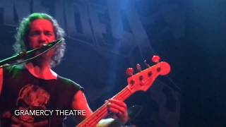 METALFIER at Gramercy Theatre supporting Dirkschneider US Tour 2018 (Full Show)