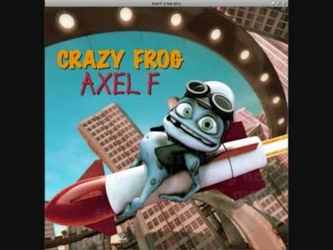 Crazy Frog - Axel F (tdkay Remix) video