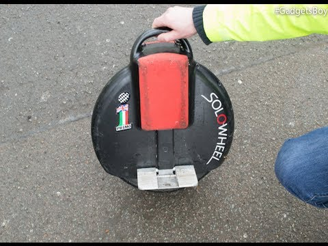 Solowheel UK Hands On