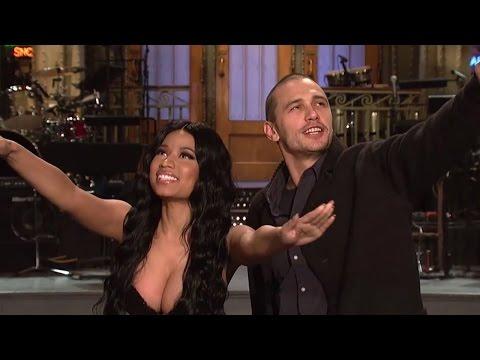 Nicki Minaj & James Franco