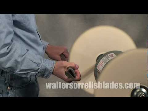 Knife Making Tools Part 25: Buffers