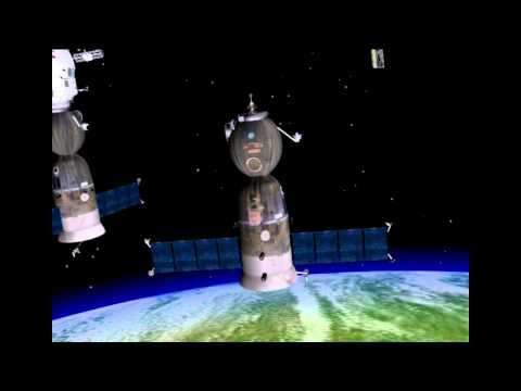 Space Station Live: Preparing for the Ride Home on a Soyuz Spacecraft
