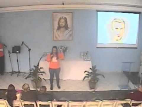 Palestra- Grupo Espírita Esperança -ADRIANA BRANCO- EGOÍSMO-11/06/14