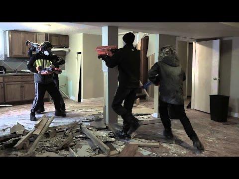 Nerf War: Demolition Team