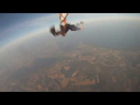 The camera fell from a height of 3000 meters. As a spinner 2017