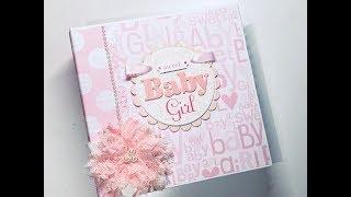 Baby Girl First Year Mini Album