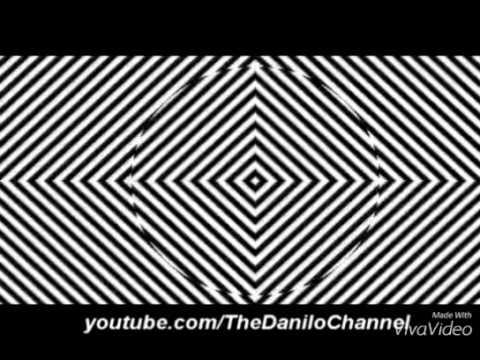 Ilusão ótica espiral