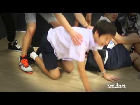 Clip แซ่บ!! 3 หนุ่ม NEW COMER โชว์ลีลา Waii V