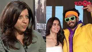 Gully Boy Director Zoya Akhtar Talks About Ranveer Singh 39 S Transformation Into Murad Exclusive