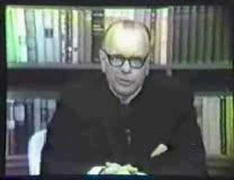 Tortured For Christ - Richard Wurmbrand part 1 of 3