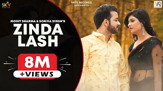 Zinda Lash (Full Song) Mohit Sharma || Sonika Singh || New Haryanvi Songs Haryanavi 2020
