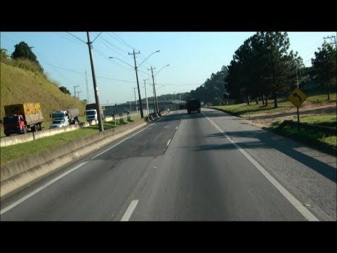 Rodovia BR 116 – Régis Bittencourt – Itapecerica da Serra SP – Full HD