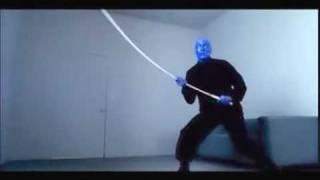 Watch Blue Man Group Sing Along video