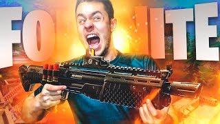 MI MEJOR PARTIDA con la *NUEVA ESCOPETA LEGENDARIA* de Fortnite: Battle Royale - TheGrefg