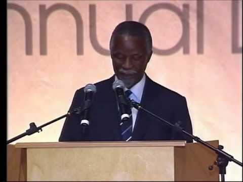 4th Nelson Mandela Annual Lecture