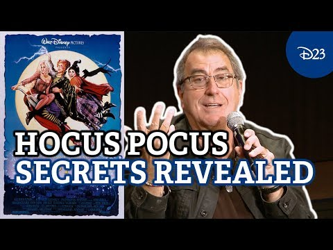 Kenny Ortega Celebrates 25 Spooktacular Years Of Hocus Pocus | D23 Fanniversary Highlights