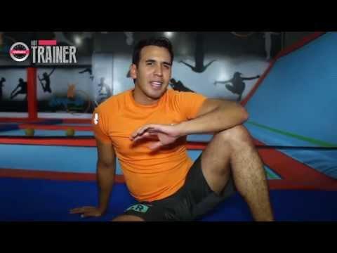 Rutina Sencilla Para Trabajar Todo Tu Cuerpo #hottrainer #hotmen video