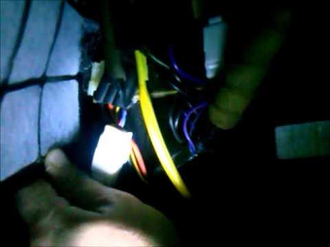 Troca do filtro do ar condicionado fiat palio weekend 2000