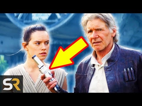 10 Star Wars Deleted Scenes That Would Have Made The Movies Better