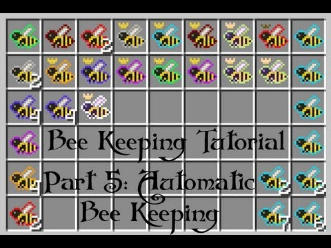 FTB - Forestry Bee Keeping Guide : Part 5 Automation