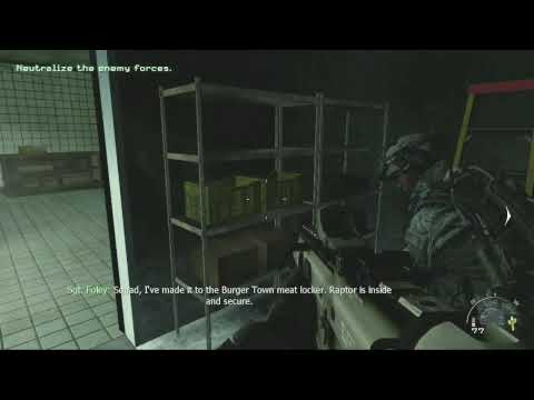 Call of Duty: Modern Warfare 2 - Ten Plus Foot-Mobiles Guide Video