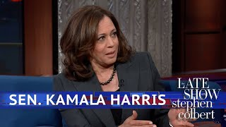 Sen. Kamala Harris: This Won't End With A Wall