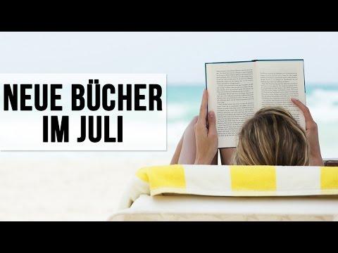 Neu Im Juli 2016 I BÜCHER Roman Fantasy I Buchtipp
