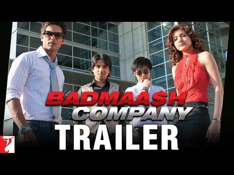 Badmaash Company - Trailer video