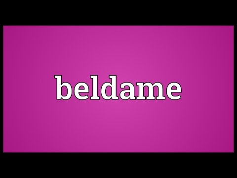 Header of beldame