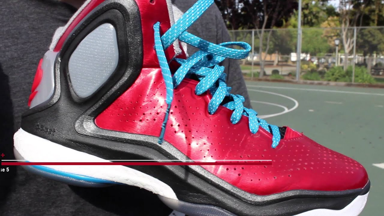 Derrick Rose Shoes  Review