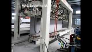 AAC Separating Machine/ AAC Separator/ AAC plant/ Autoclave Aerated Concrete
