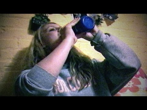 Teen Girls and Binge Drinking