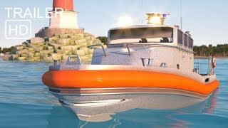 Meet Flip the Rescue Boat - Trailer -  Real City Heroes (RCH)