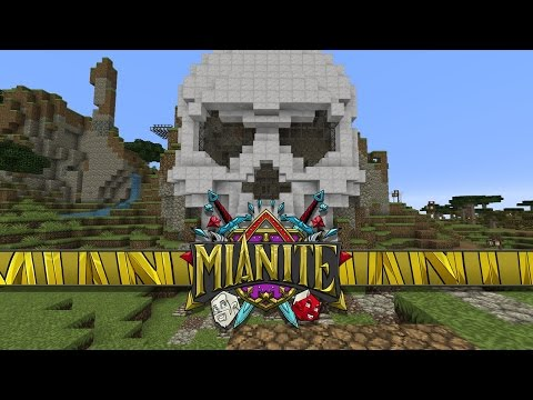 Minecraft: Mianite - The Pirates Lare & The Wizards Hidden Temple!!! [74]
