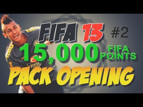 FIFA 13 | 15.000 Fifa Points Pack Opening Best Of | #2 Music Videos