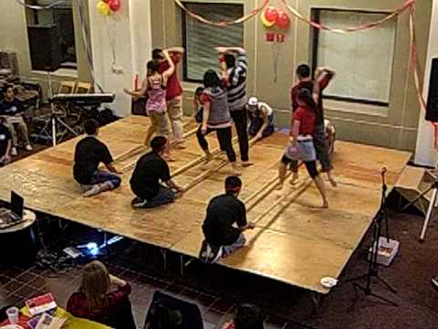 Pcn 2007: Hip Hop Tinikling (extended) video
