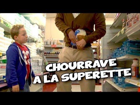 «Chourrave à la Superette» JACKASS Bad GrandPa Extrait # 1