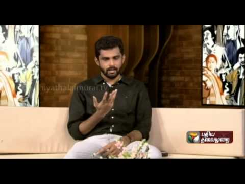 Vaayai Moodi Pesavum Director Balaji Mohan in Cinema 360 Degree...