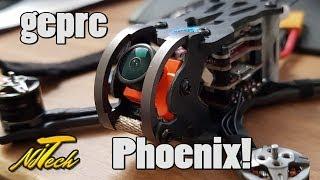 GEPRC Phoenix Micro Quadcopter | Review | 4S!