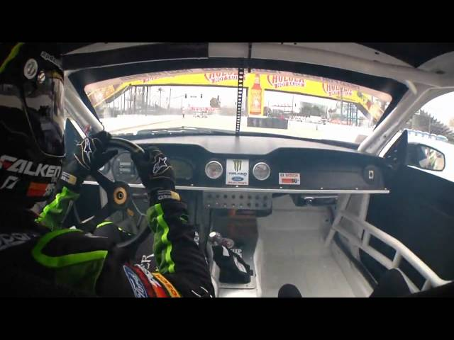 Vaughn Gittin Jr: Monsters Street Fighting Man