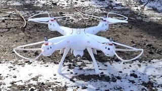 SYMA X8PRO s GPS, návratem domů a pohyblivou HD-FPV kamerou