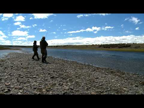 A Fly Fishing Tango from Rio Gallegos, Argentina