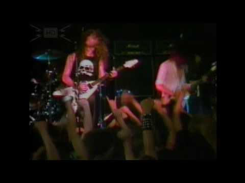 Metallica - No Remorse (Chicago, 1983) HD