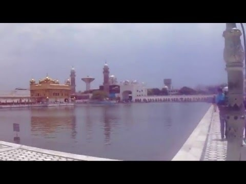 Amrit Sarovar - Golden Temple